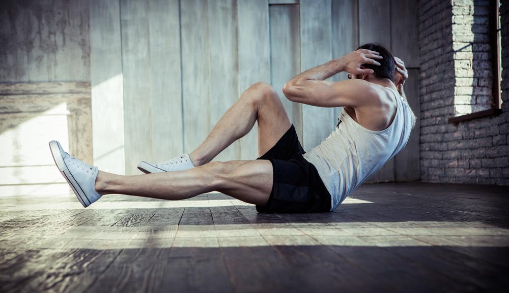 Szybki trening brzucha w 15 minut