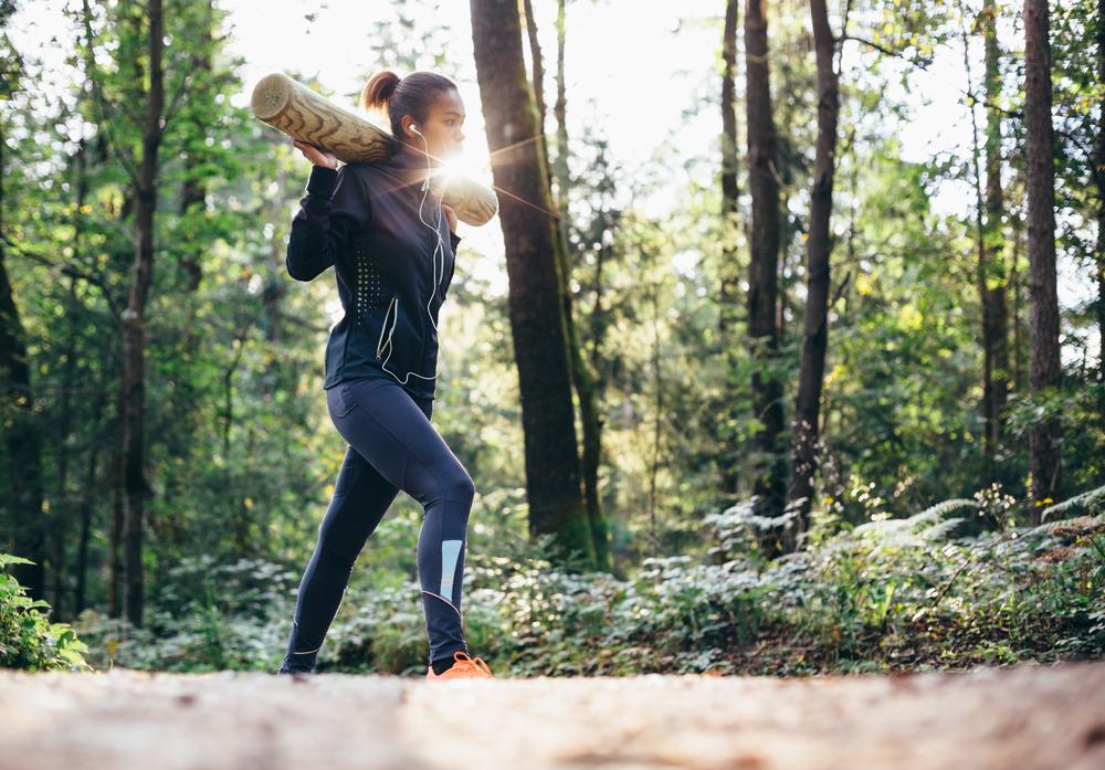 5 powodów, dla których warto ćwiczyć na świeżym powietrzu