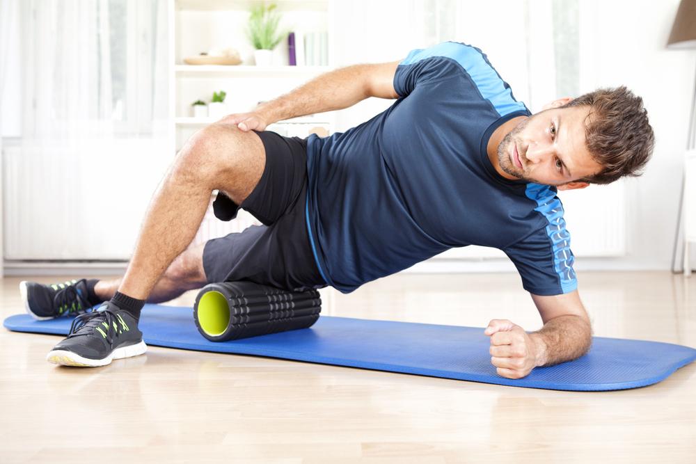 Rollowanie, czyli rozluźnianie mięśni we własnym zakresie